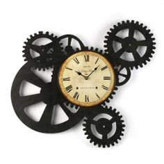 Reloj ENGRANAJE