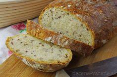 Babičkin kváskový chlieb | Pečené-varené.sk