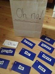 5 Games To Teach Sight Words or Letters At Home or School - Meaning Matters