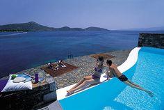 Elounda Beach Hotel  Crete, Greece
