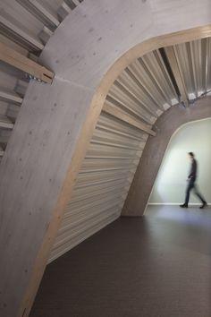 © Stijn Poelstra      http://www.plataformaarquitectura.cl/cl/801217/estacion-ambulante-het-architectenforum?utm_medium=email&utm_source=Plataforma%20Arquitectura