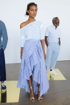 J. Crew | Spring 2017 | This skirt is EVERYTHING.