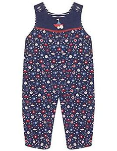 JoJo Maman Nautical Dunagrees Toddler. >>> Want to know more, click on the image. (This is an affiliate link)