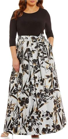 30c82033369 Valphsio Womens Drap Belt Elegant Maxi Dress 3 4 Sleeve Pocketed ...