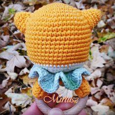 babacsörgő róka babaváró, babaköszöntő   Mirtusz Melinda (@mirtusz_szivderito_alkotasok) • Instagram-fényképek és -videók Crochet Hats, Instagram, Knitting Hats