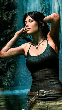 Tomb Raider Video Game, Tomb Raider Game, Tomb Raider Lara Croft, Tomb Raider Outfits, Lara Croft Cosplay, Laura Croft, Resident Evil Girl, Uncharted Series, Rise Of The Tomb