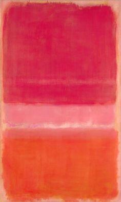 dailyrothko: Mark Rothko, Nº 37, 1956