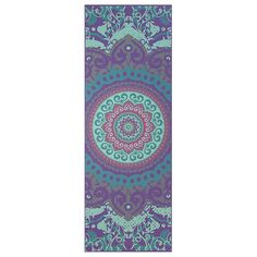 Gaiam Yoga Mat - Classic Print Thick Non Slip Exercise & Fitness Mat for All Types of Yoga, Pilates & Floor Workouts x x Yoga Mat Reviews, Moroccan Garden, Mat Online, Floor Workouts, Yoga Workouts, Yoga Block, Types Of Yoga, Mat Exercises, Floor Exercises