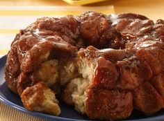Yum... I'd Pinch That! | Easy Baked Monkey Bread