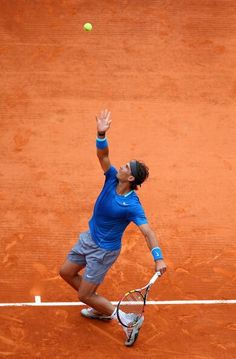 Rafael Nadal- tennis.