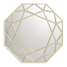 Shop Grandin Road's large selection of decorative wall and floor mirrors to add decorative and functional style to your room. Brown Master Bedroom, Grandin Road, Cushion Cut Diamonds, Floor Mirror, Diamond Cuts, Romantic, London, Metal, Gold