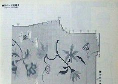 tunica ricamata schema 2