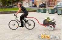 Retrouvez ce Chariot pour Velo au meilleur prix sur-LeKingStore! - LeKingStore