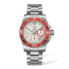 Longines Hydroconquest - Absolutely Marvelous Men's Watch  #DiveWatch #DiveWatches #Longines