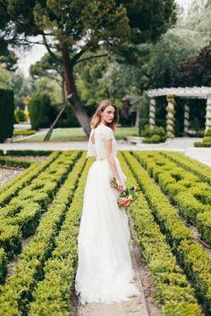 55 robes de mariée de créateurs qui gagnent à être connus ! Image: 28