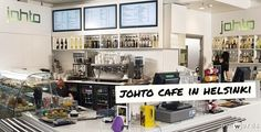 Johto Cafe on the top floor of Kamppi Center is rockin' out with Playmysong!