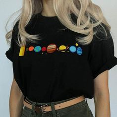 Dressed For Space Tee - Dressed For Space Tee – Boogzel Apparel Source by - Diy Fashion, Ideias Fashion, Fashion Outfits, Pop Punk Fashion, Space Fashion, Work Fashion, Unique Fashion, Fashion Women, Fashion Ideas