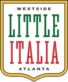 Little Italia Atlanta. It started with Antico Pizza Napoletano, then they bought the rest of the street and built Gio's Chicken Amalfitano, Cafe Gio Gelateria, Botega Luisa, and Bar Amalfi. It became Little Italia Westside: Italy in the South.
