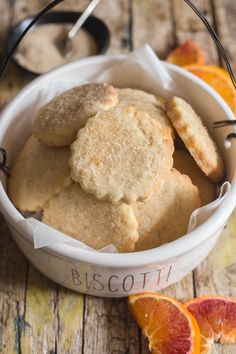 Easy Orange Cookies - An Italian in my Kitchen Brown Sugar Cookies, Orange Cookies, Whole Food Recipes, Cookie Recipes, Dessert Recipes, Desserts, Orange Recipes Easy, Southern Caramel Cake, Favorite Cookie Recipe