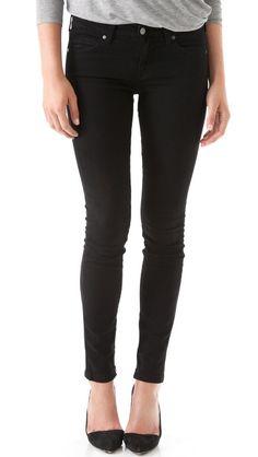 skinny denim is always in style...truth. I live in skinny jeans.