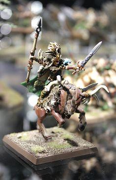 WW Warhammer Wood Elves, Warhammer Figures, Warhammer Fantasy, Wood Elf, Miniture Things, Bird Feeders, Minis, Lego, Gaming