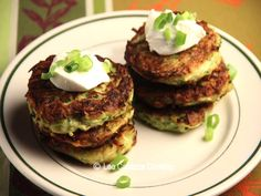 Izetta's Southern Cooking: EMILENE'S ZUCCHINI FRITTERS