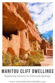 Manitou Cliff Dwellings, Colorado Springs, CO