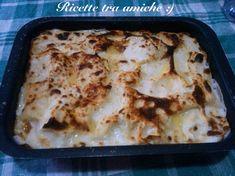 #Lasagna ai #carciofi