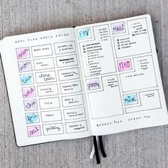 Bullet Journal Meal Planning with Free Printable - The Minnevore
