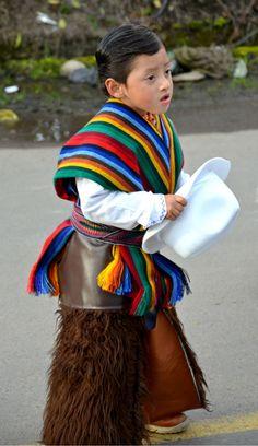 Bailes típicos del Ecuador