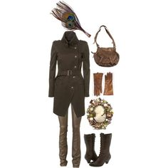 """Everyday Steampunk"" by princessgeek86 on Polyvore"