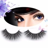 Permanent Faux Silk Lashes  Mink Eyelashes  Eyelash Filament Eye Lash Cilia Box For Lash Trays 3D Mink Eyelash Extension  BK1