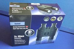 ﹩500.00. Bushnell Equinox Z 2 X 40 Digital Night Vision Binocular Part # 260500 NEW    UPC - 029757605009, MSRP - 653.45
