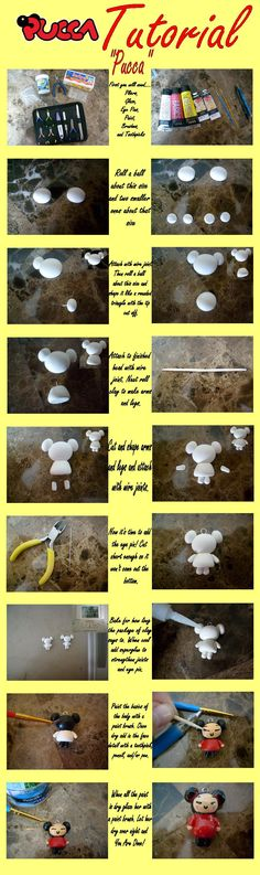 Pucca Charm Tutorial - by =Demi-Plum on deviantART