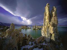 Mono Lake - Bing Images