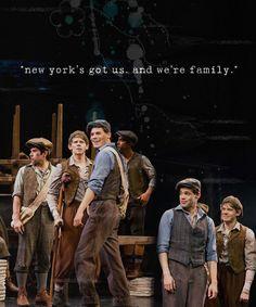 –Crutchie, from the Newsies. Gosh, this musical is SOOOOOO great!