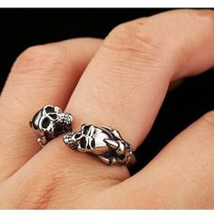 Dragon Claw Skull Fashion Stainless Steel Fashion Men Ring