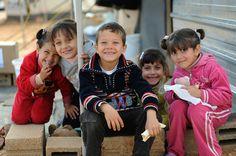 Campo de refugiados Jordania -
