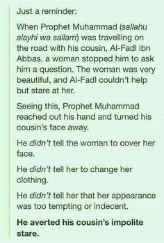 Prophet Muhammad PBUH ❤️ and modesty the . Hijab ayat e hijab Just A Reminder, Prophet Muhammad, Hadith, This Or That Questions, Sayings, Islam, Religion, Quran Quotes, Ramadan