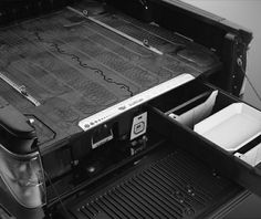 Offering enhanced versatility to vehicles already renowned for their, well, versatility, the Decked Truck Bed Storage System for full-sized pick-ups sports a couple of waterproof tool drawers which can be locked and each take a weight of 200lbs. No drilling needed for installation, it's perfect for everything from hunting to fishing, camping, surf and snow gear.