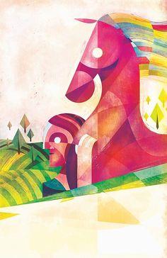Amazing Digital Illustrations by Carlos Lerma