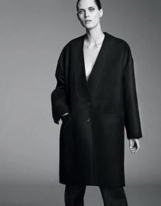 Malgosia Bela by Karim Sadli x Jonathan Kaye for The Gentlewoman - Minimal. / Visual.