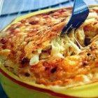 Vullende Vegetarische Macaronischotel