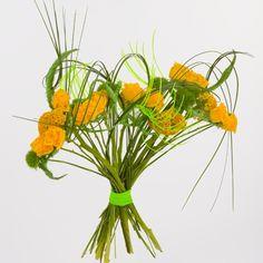 Bouquet éventail