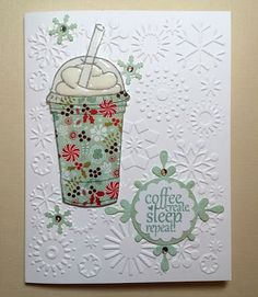 Sharp Notes: 2015 Holiday Coffee Lovers Blog Hop