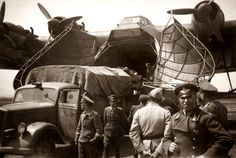 Messerschmitt Me 323 airpotr Vrajdebna-Bulgaria