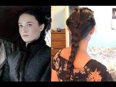 Game of Thrones: Sansa Stark Season 5 Hair Tutorial