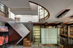 Rent the Thom Mayne house featured in 'Heat' - Curbed LA