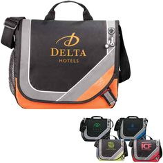 77c73bd63725 Bolt Urban Messenger Bag