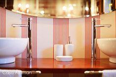 Casa Alaman, Casa Rural, Centenero | Habitaciones & zonas comunes Bathtub, Bathroom, Rural House, Houses, Standing Bath, Washroom, Bathtubs, Bath Tube, Full Bath